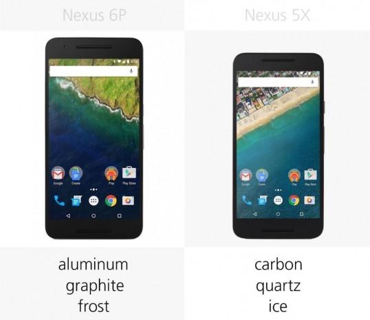 Nexus 5X ve Nexus 6P karşılaştırma - Page 3