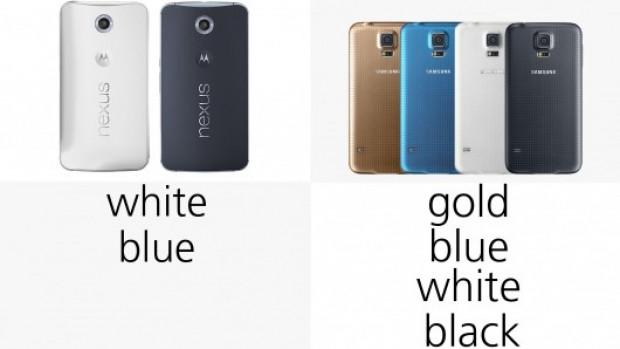 Nexus 6'mı Galaxy S5'mi hangisi daha iyi? - Page 3