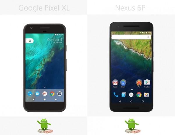 Nexus 6P ve Google Pixel XL karşılaştırma - Page 1