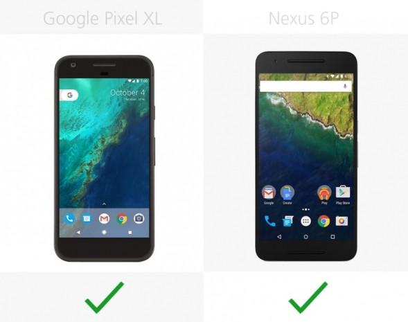 Nexus 6P ve Google Pixel XL karşılaştırma - Page 3