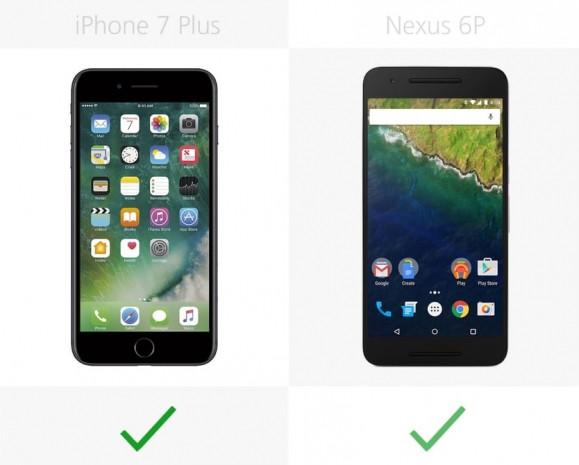 Nexus 6P ve iPhone 7 Plus karşılaştırma - Page 1
