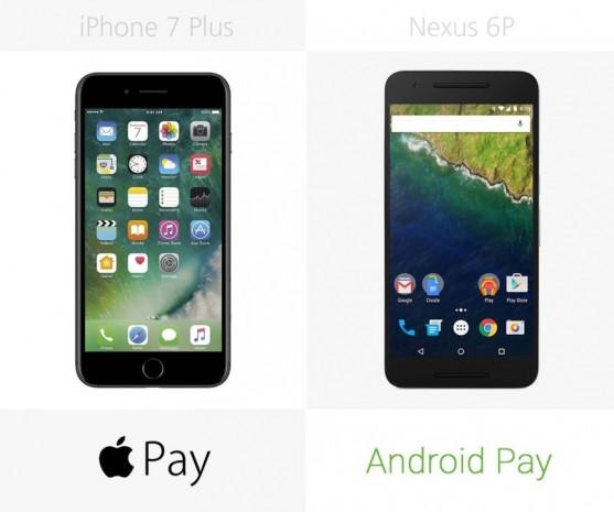 Nexus 6P ve iPhone 7 Plus karşılaştırma - Page 3
