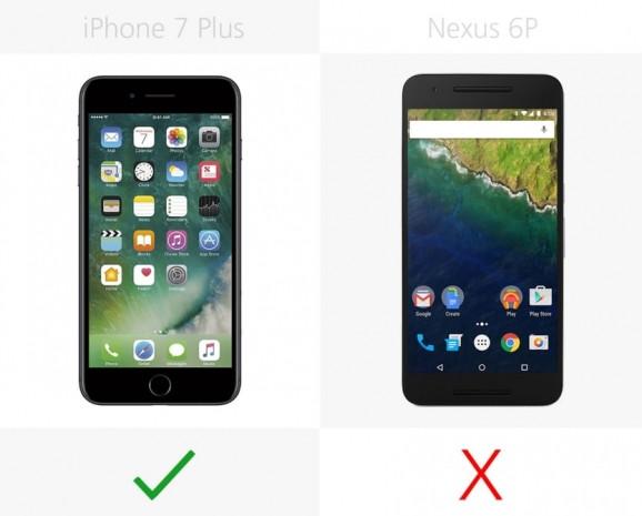 Nexus 6P ve iPhone 7 Plus karşılaştırma - Page 4