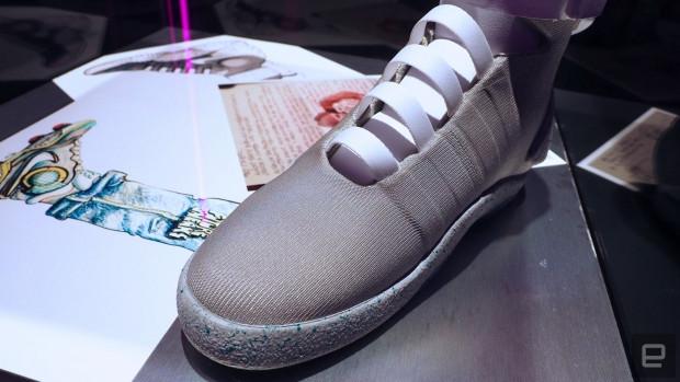 İşte Geleceğe Dönüş ayakkabısı Nike Mag! - Page 3