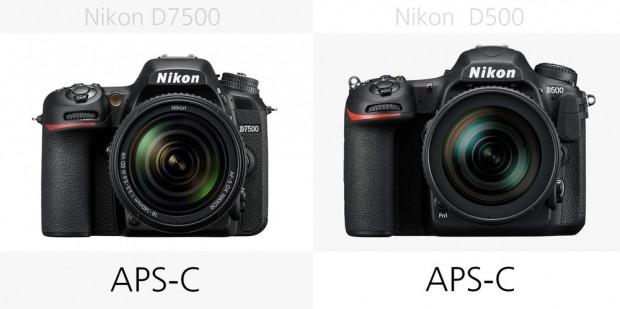 Nikon D7500 ve Nikon D500 karşılaştırıldı - Page 2