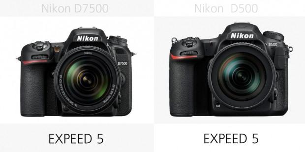 Nikon D7500 ve Nikon D500 karşılaştırıldı - Page 4