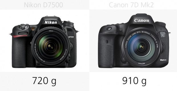 Nikon D7500'mı Canon 7D Mark II'mi? Hangisi daha iyi? - Page 1
