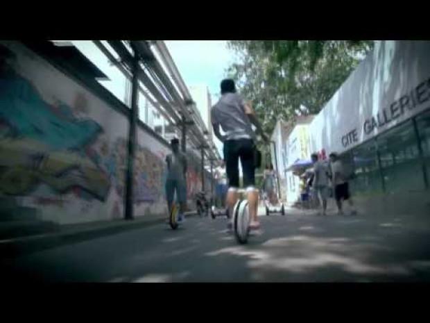 Ninebot One yeni nesil bisiklet! - Page 2
