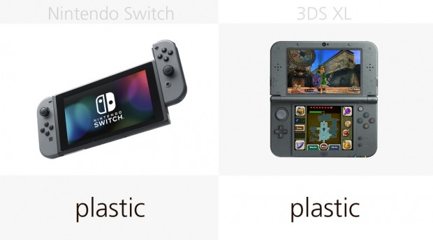 Nintendo Switch ve 3DS XL karşılaştırma - Page 3