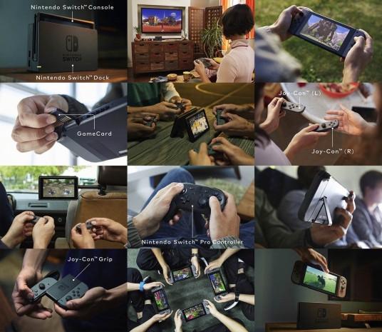 Nintendo Switch nasıl görünüyor? Özellikleri neler? - Page 2