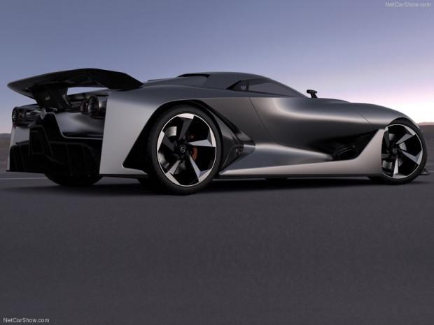 Nissan 2020 Vizyonu Gran Turismo konsept - Page 2