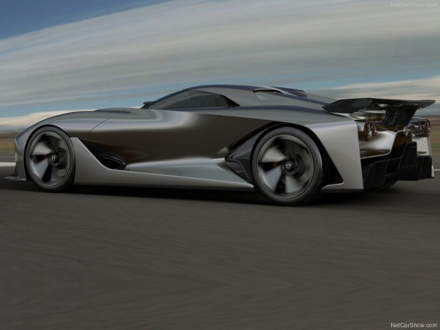 Nissan 2020 Vizyonu Gran Turismo konsept - Page 3