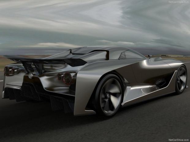 Nissan 2020 Vizyonu Gran Turismo konsept - Page 4