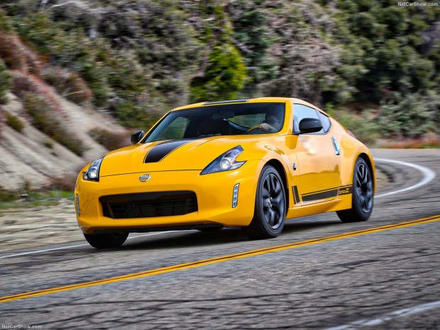 Nissan 370Z Coupe Heritage Edition 2018 - Page 1