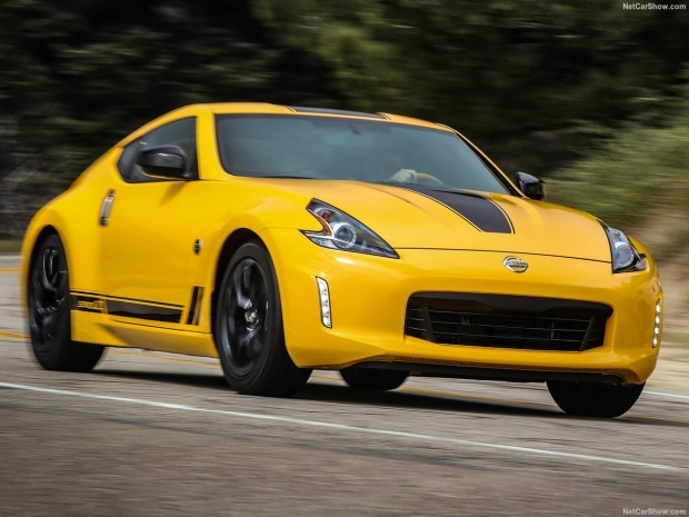 Nissan 370Z Coupe Heritage Edition 2018 - Page 2