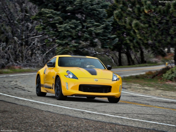 Nissan 370Z Coupe Heritage Edition 2018 - Page 3