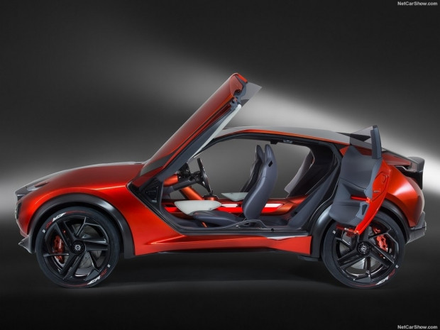 Nissan Gripz Concept (2015) - Page 1