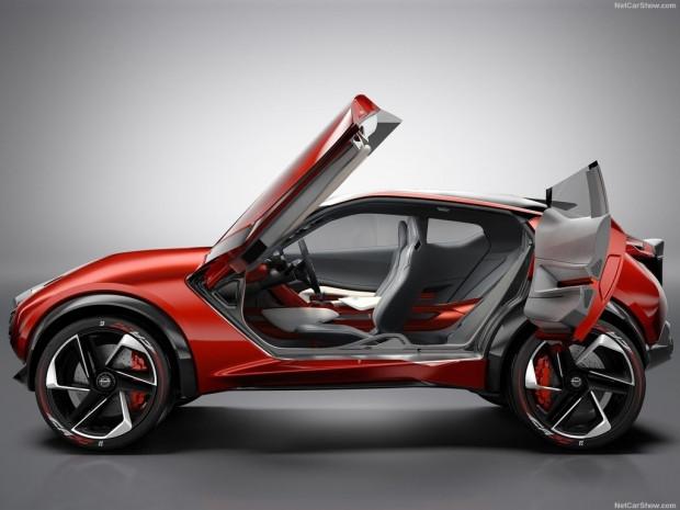 Nissan Gripz Concept (2015) - Page 2