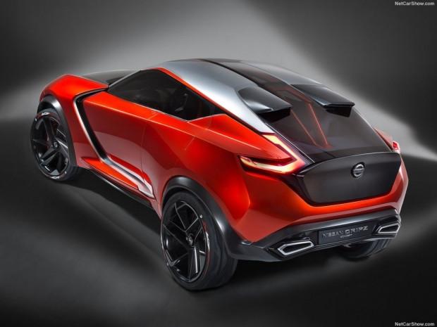 Nissan Gripz Concept (2015) - Page 3