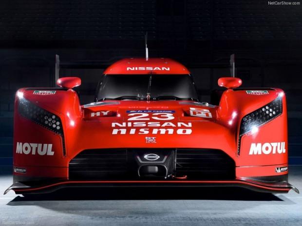 Nissan GT-R LM Nismo Racecar - Page 2