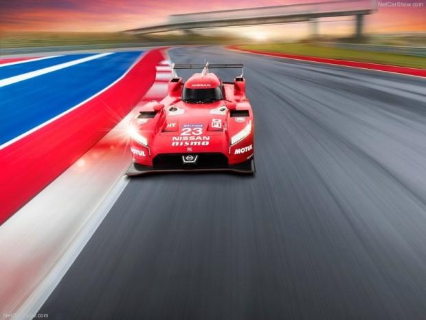 Nissan GT-R LM Nismo Racecar - Page 3