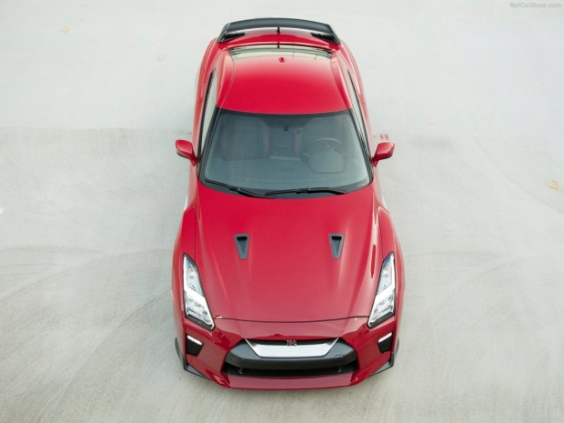 Nissan GT-R Track Edition 2017 - Page 1
