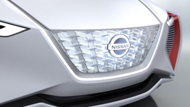 Nissan IMx elektrikli SUV konsepti - Page 1