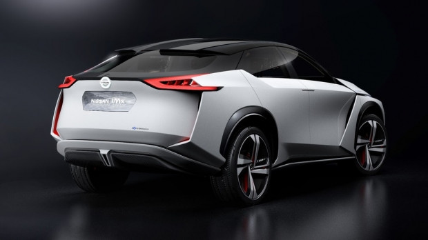Nissan IMx elektrikli SUV konsepti - Page 2