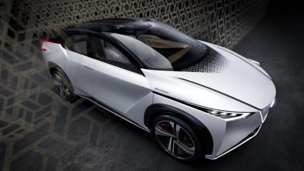 Nissan IMx elektrikli SUV konsepti - Page 3