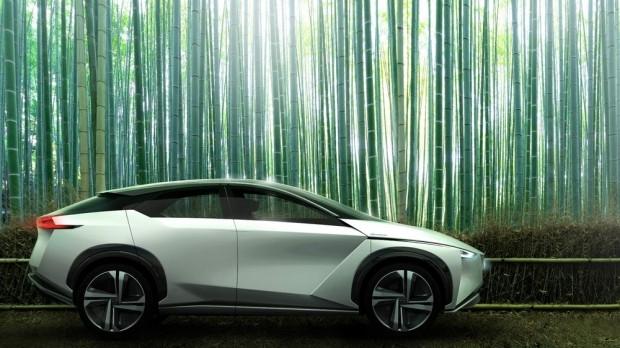 Nissan IMx elektrikli SUV konsepti - Page 4