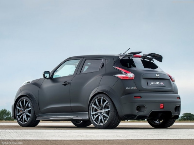 Nissan Juke-R 2.0 kavramı - Page 3