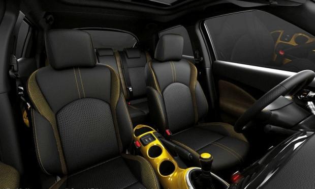 Nissan Juke Special Edition özellikleri - Page 3