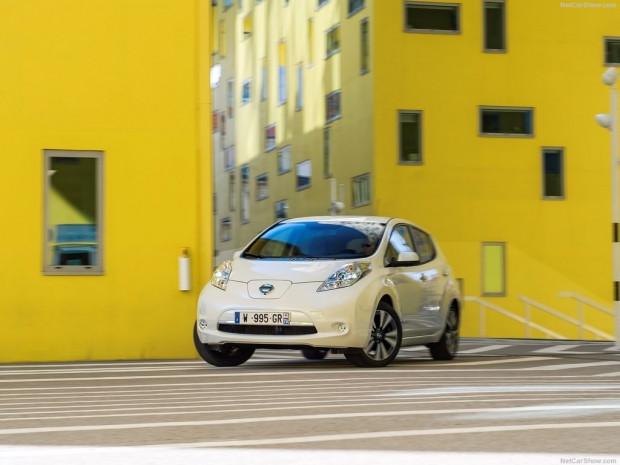 Nissan Leaf 30 kWh (2016) - Page 1