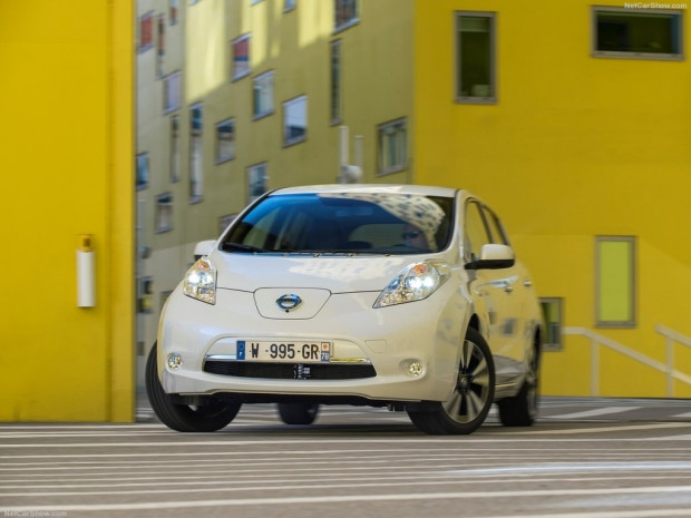 Nissan Leaf 30 kWh (2016) - Page 2