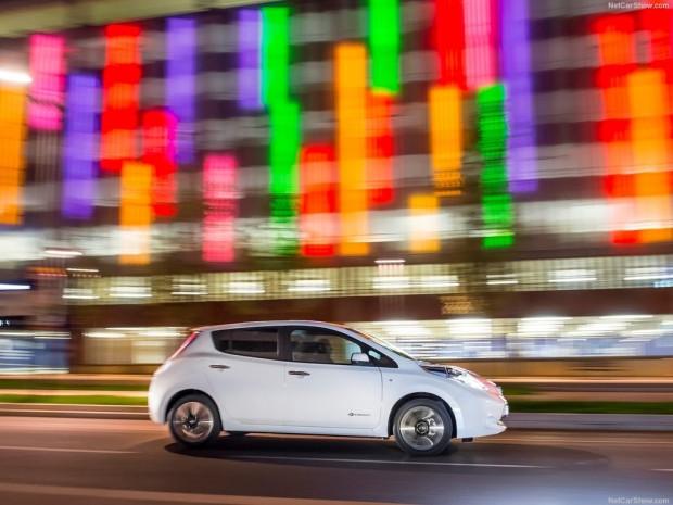 Nissan Leaf 30 kWh (2016) - Page 4