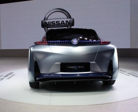 Nissan Leaf'ın konsepti 2020'de yollarda - Page 1