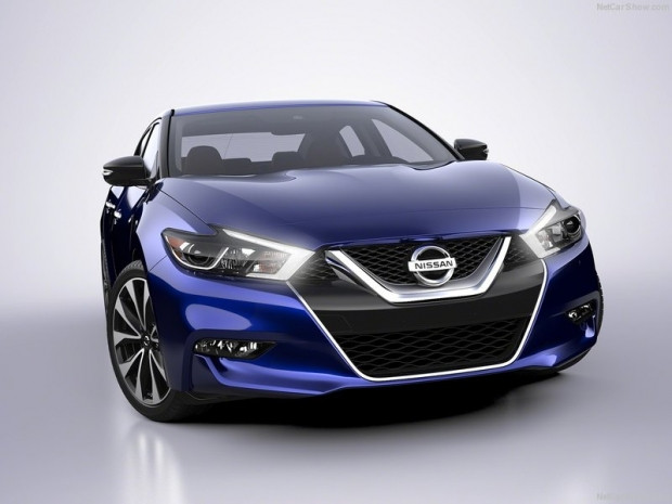 Nissan Maxima 2016 - Page 1