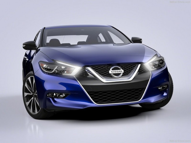 Nissan Maxima 2016 - Page 2