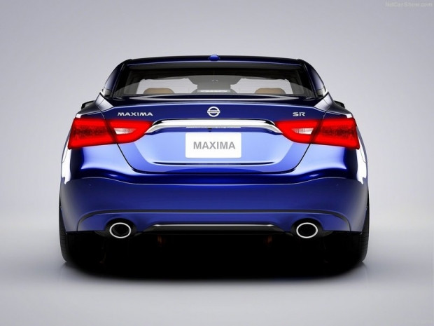 Nissan Maxima 2016 - Page 3
