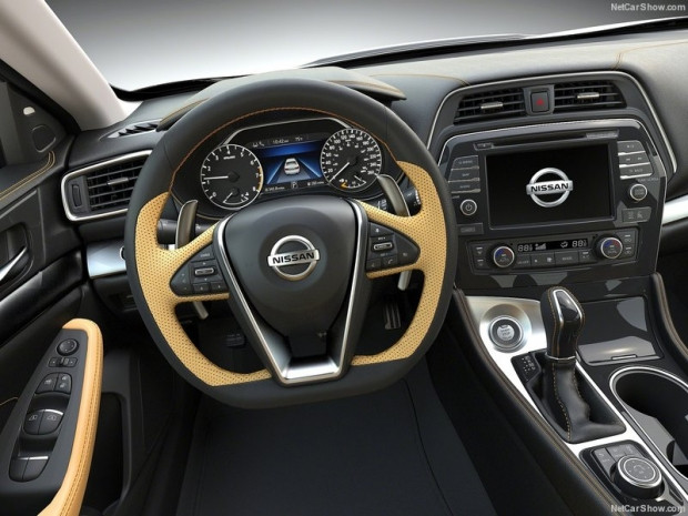 Nissan Maxima 2016 - Page 4