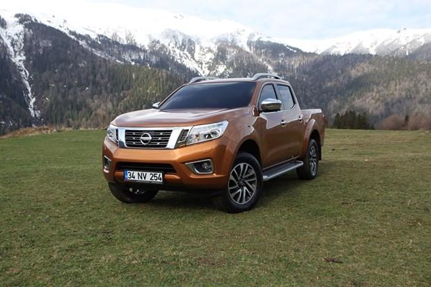 Nissan Navara Türkiye'de satışa sunuldu - Page 4