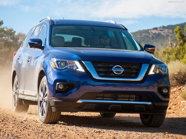Nissan Pathfinder 2017 - Page 2