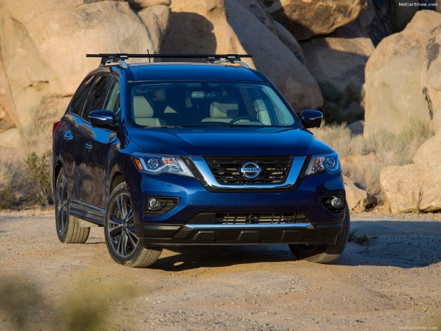 Nissan Pathfinder 2017 - Page 3