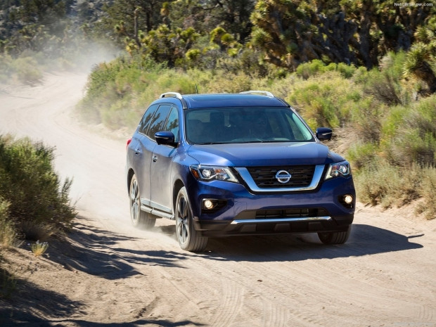 Nissan Pathfinder 2017 - Page 4