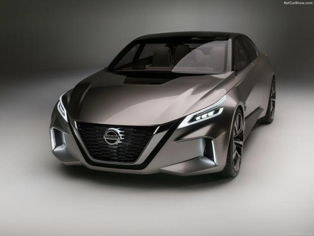 Nissan Vmotion 2.0 2017 Konsepti - Page 1