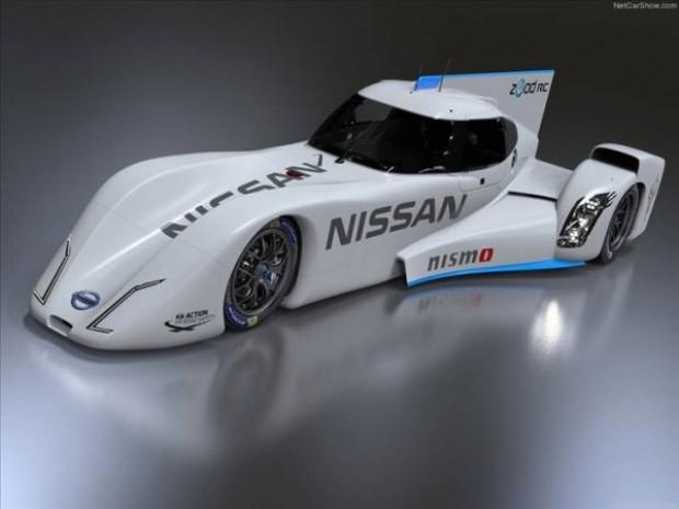 Nissan ZEOD RC fotoğrafları - Page 1