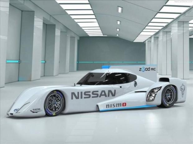 Nissan ZEOD RC fotoğrafları - Page 2