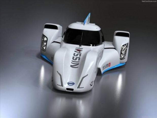 Nissan ZEOD RC fotoğrafları - Page 4