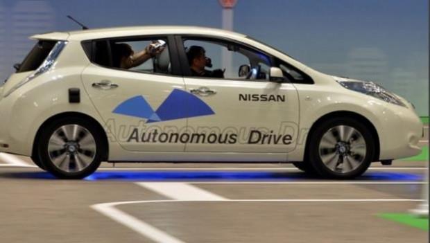 Nıssan'dan sürücüsüz otomobil Leaf! - Page 2
