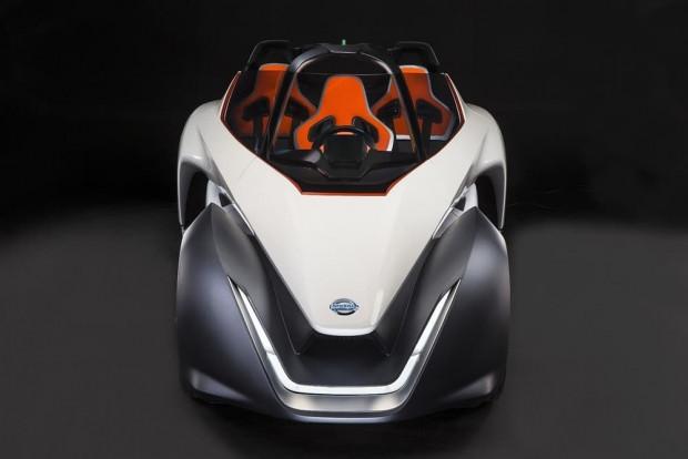 Nissan'ın elektrikli araç konsepti BladeGlider - Page 3